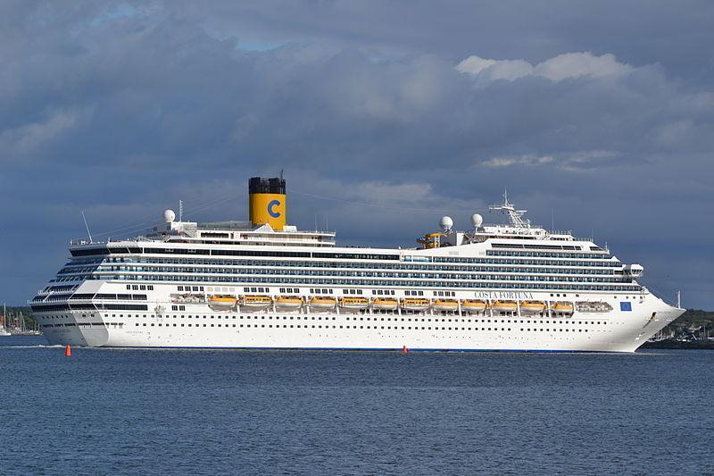 Costa Fortuna ile Akdeniz & Kuzey Avrupa 28 Nisan 2020
